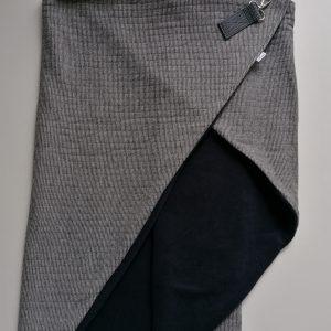 Blacky Grey Maxi