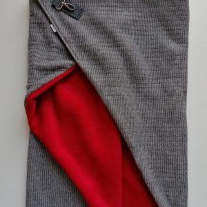 Rouge Grey Maxi